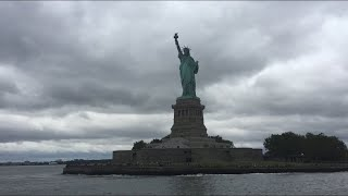 Нью - Йорк, Статуя Свободы - день 2, часть 7