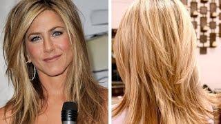 Как экономить 3: как подстричься самостоятельно за 5 минут. Стрижка каскад (лесенка).