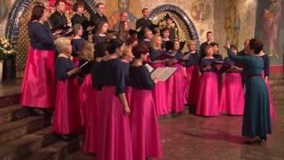 Hajnowskie Dni Muzyki Cerkiewnej'2016 -  Chór Parafii Prawosławnejw Hajnówce
