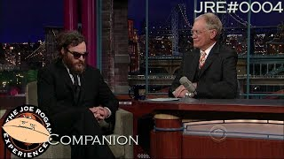 JRE #0004: Joaquin Phoenix Acting Weird On Letterman