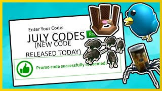 New ROBLOX Promo Code (July)