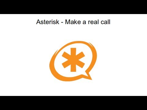 Asterisk - Outgoing calls