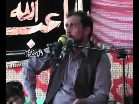 Zakir Syed Riaz Hussain shah ratowal-majlis 2 mar at thahtikalrani khush