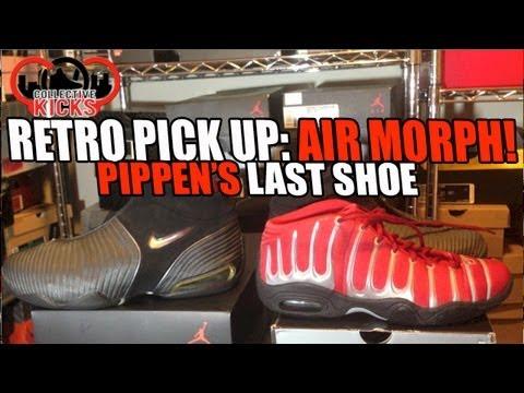 Retro Pick Up! Nike Air Pippen 5 (Air