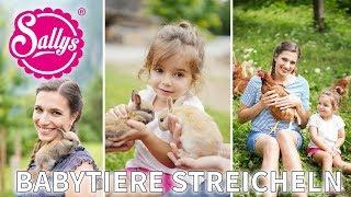 Baby-Tiere streicheln / Besuch beim Arlitscherhof / INTERSPAR