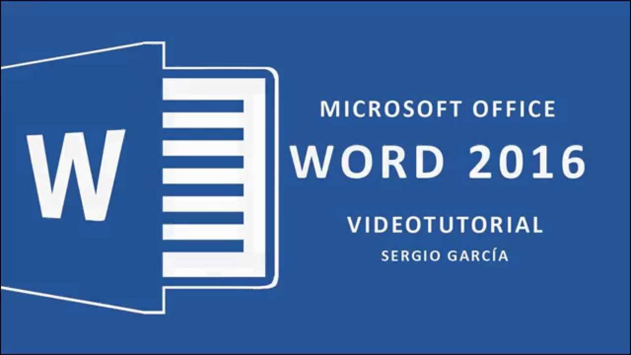 curso word 2016 tutorial 11im193genes insertar recortar