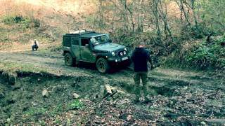 Test Jeep Wrangler JK Rubicon bei der Tour Mythos Greece 2017 - Offroad Griechenland