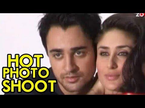 Imran Khan & Kareena Kapoor's hot photo shoot