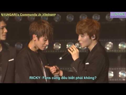"""[BYUNGARI_VN][Vietsub] DVD TEEN TOP NO.1 Asia Tour In Seoul - Niel và Ricky """"trả thù"""" L.Joe?!"""