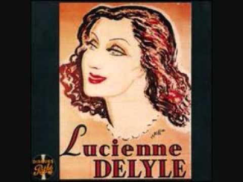 Les Quais de la Seine - Lucienne Delyle