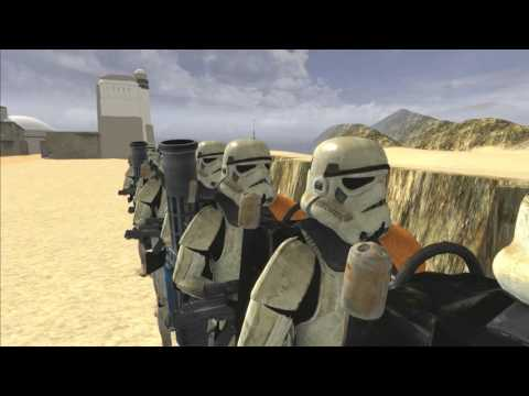 Star Wars Factions 01 - Galaxy At War Mod Cinematic