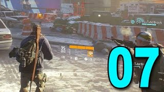 The Division - Part 7 - Security Mission with Brock (Let