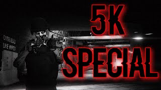 5k Special   Ft. 666X