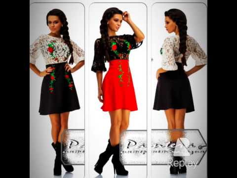 """Women's clothing from an online store """"Pantera"""". New collection"""