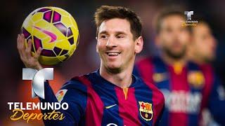 ¿Será el Mundial el punto de mate para Messi en el Barça? | ¿Sabías que...? | Telemundo Deportes