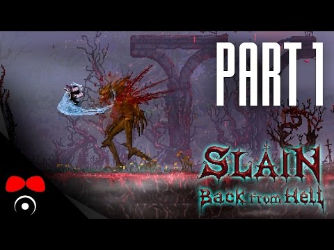 ABSOLUTNÍ METAL! | Slain: Back from Hell #1