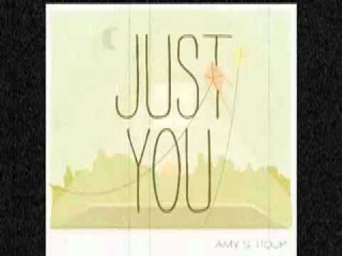 JUST YOU by AMY STROUP as heard on ONE TREE HILL & E Harmony Commerical