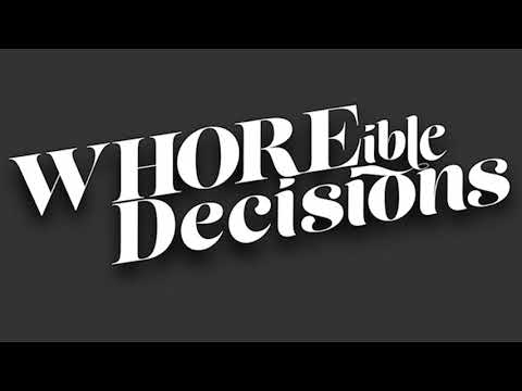 Whoreible Decisions: Snatching Soles Feat Mr. Footographer