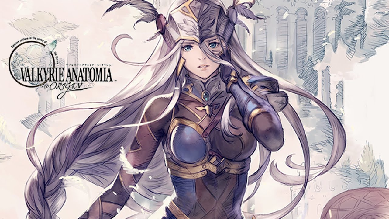 Final Fantasy Girl Wallpaper Valkyrie Anatomia The Origin Gameplay ヴァルキリーアナトミア