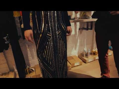 Christmas Party Dressing  | X Factor Stylist Frank Strachan | River Island