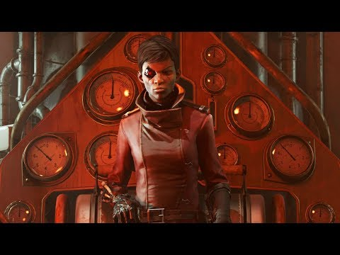 Dishonored Death Of The Outsider Walkthrough Gameplay Part 1 Billie Youtube
