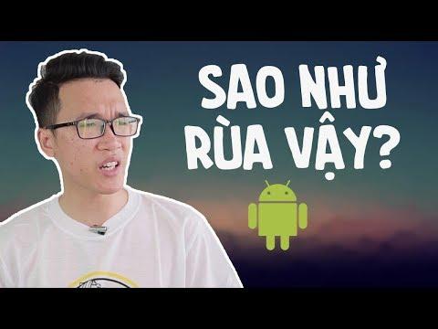 Tại Sao Các Hãng Cập Nhật Android Chậm?