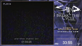 Break The Cycle: Official Pre-Show