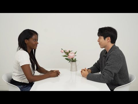 Is Every Black Woman So Beautiful Like You?  Asian Guy First Meeting Black Woman!