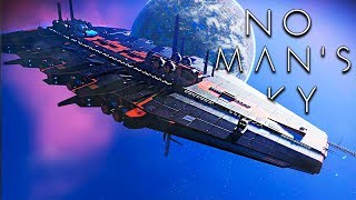 МОЙ ЛИЧНЫЙ STAR DESTROYER!! • No Man's Sky #16