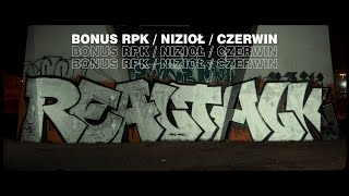CIEMNA STREFA (Bonus RPK x Czerwin TWM) ft. Nizioł - Real Talk / prod. Flame & Wowo (Official Video)