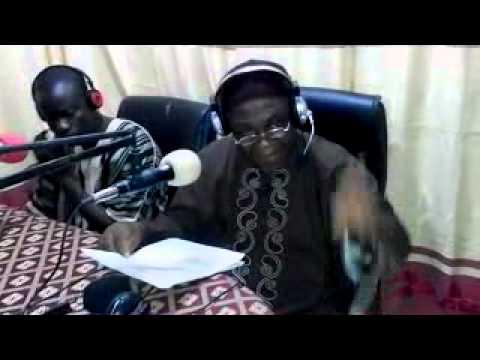 ZAEEM ABDUL WADUD CIESSEY IN BAWKU SOURCE FM.
