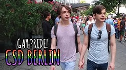 CSD Belin - Gay Pride 2018 | Gay Couple VLOG