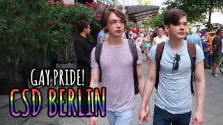 Learn about CSD Berlin - Gay Pride
