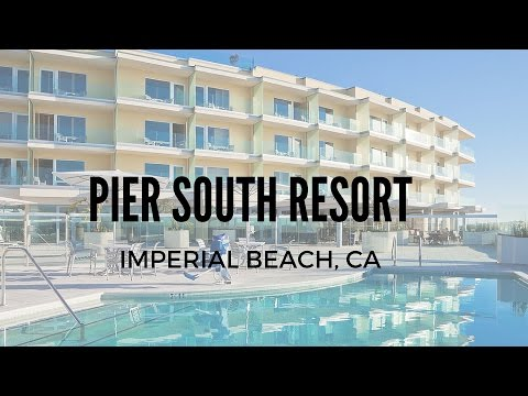 Pier South Resort, Imperial Beach, CA