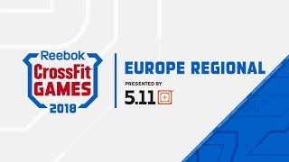 2018 Europe Regional - Day 3