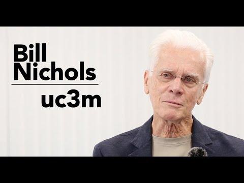 Entrevista Bill Nichols en la UC3M
