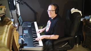 You Oughta Be Home With Me, PIANO added, Barry Manilow cover, ought