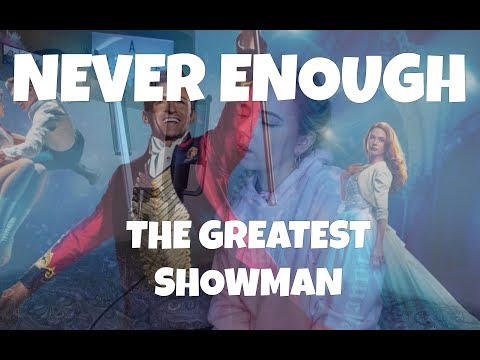 Never Enough from The Greatest Showman (Acoustic Cover) | A Little Sound