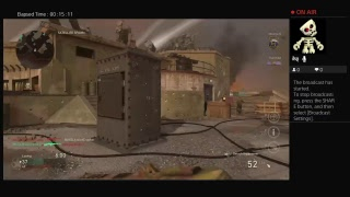 Call of duty WWII live stream part 2