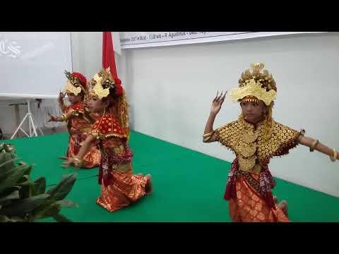 Tari Tanggai SD Xaverius 3 Palembang