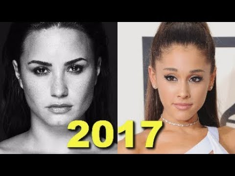 DEMI VS ARIANA WHO HAS THE BEST HIGH NOTE 2017?