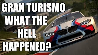 What The Hell Happened To Gran Turismo?