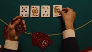 Смертельная игра в покер ... отрывок из фильма (Время / In Time)2011