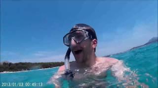 Snorkeling in Alcudia, Mallorca