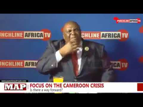 PunchLine Africa discusses Paul Biya and Southern Cameroons