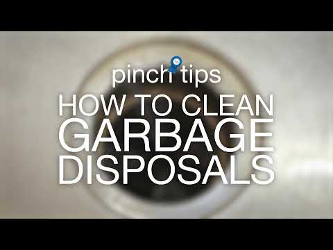 How to Clean Garbage Disposals