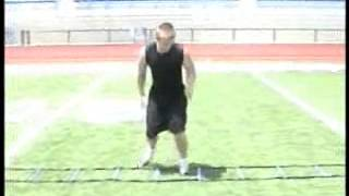 Lateral Boxer Shuffle