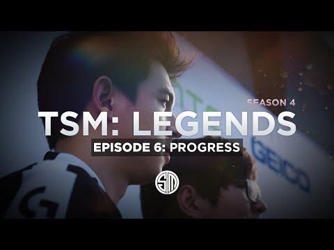 TSM: LEGENDS - Season 4 Episode 6 - Progress