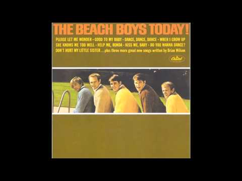The Beach Boys - Do You Wanna Dance? (Stereo Mix)