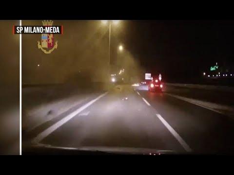 Tassista Travolto E Ucciso, Il Video Che Incastra Il Pirata